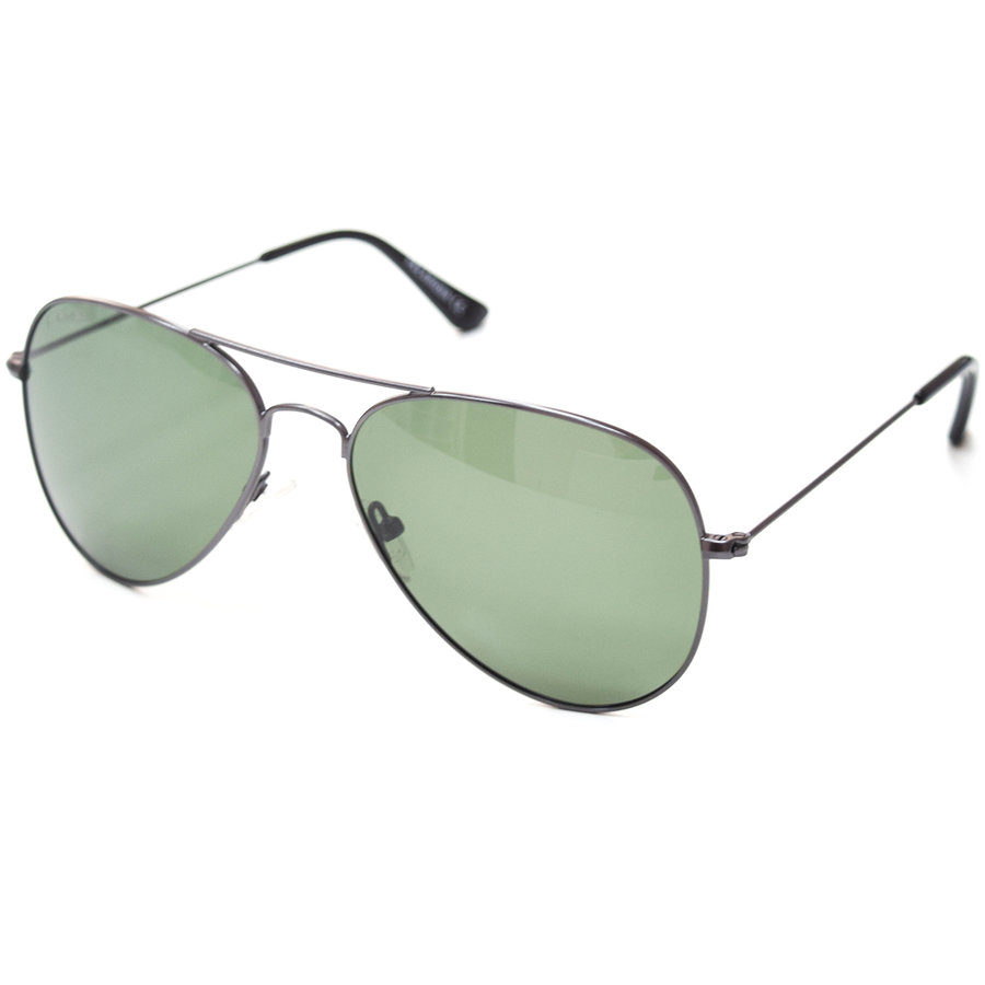 Ochelari de soare polarizati unisex Polarizen RM-03-C3 Pilot originali cu comanda online