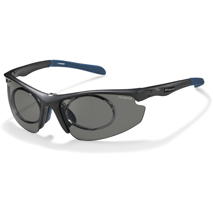 Ochelari de soare sport barbati POLAROID17 PLD7004 09V Rectangulari originali cu comanda online