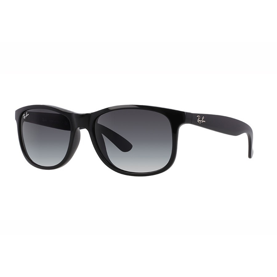 Ochelari de soare unisex Andy Ray-Ban RB4202 601/8G Rectangulari originali cu comanda online