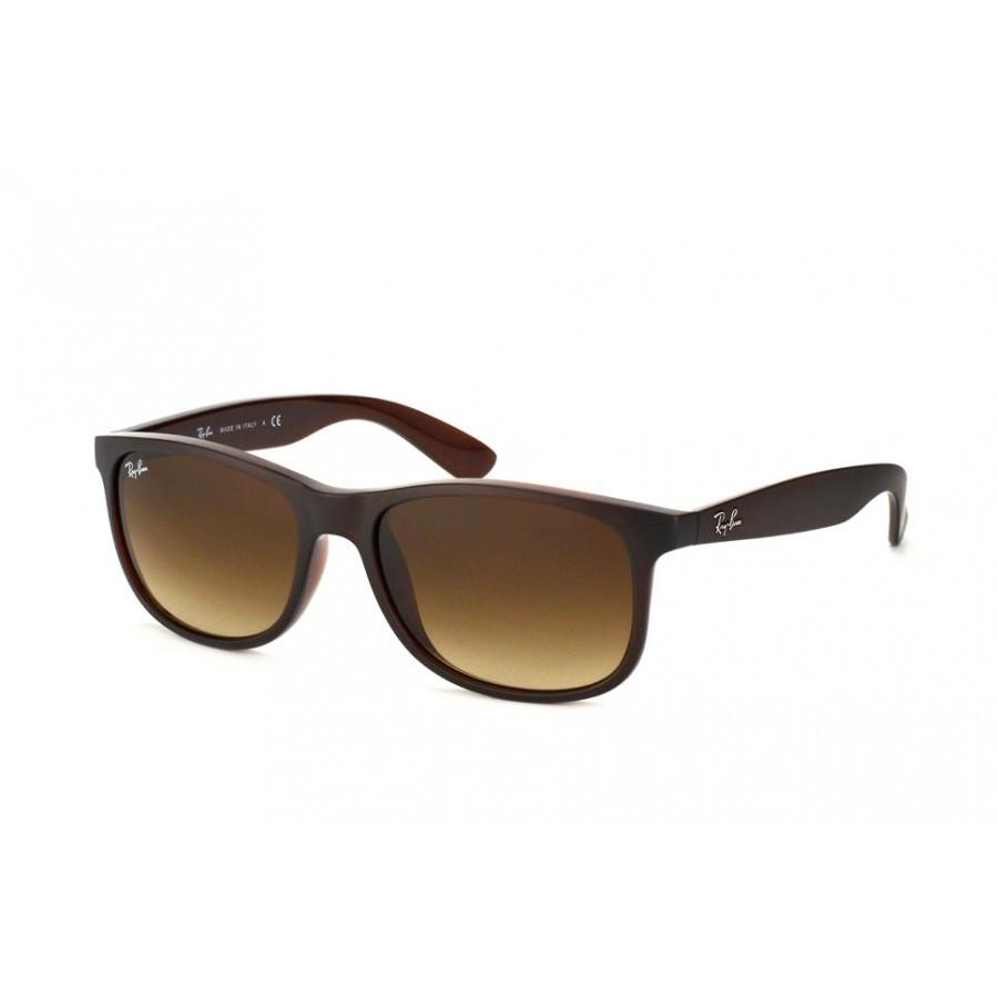 Ochelari de soare unisex Andy Ray-Ban RB4202 607313 Rectangulari originali cu comanda online