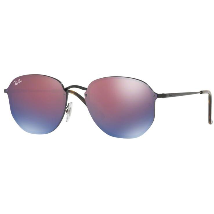Ochelari de soare unisex Blaze Hexagonal Ray-Ban RB3579N 153/7V Patrati originali cu comanda online