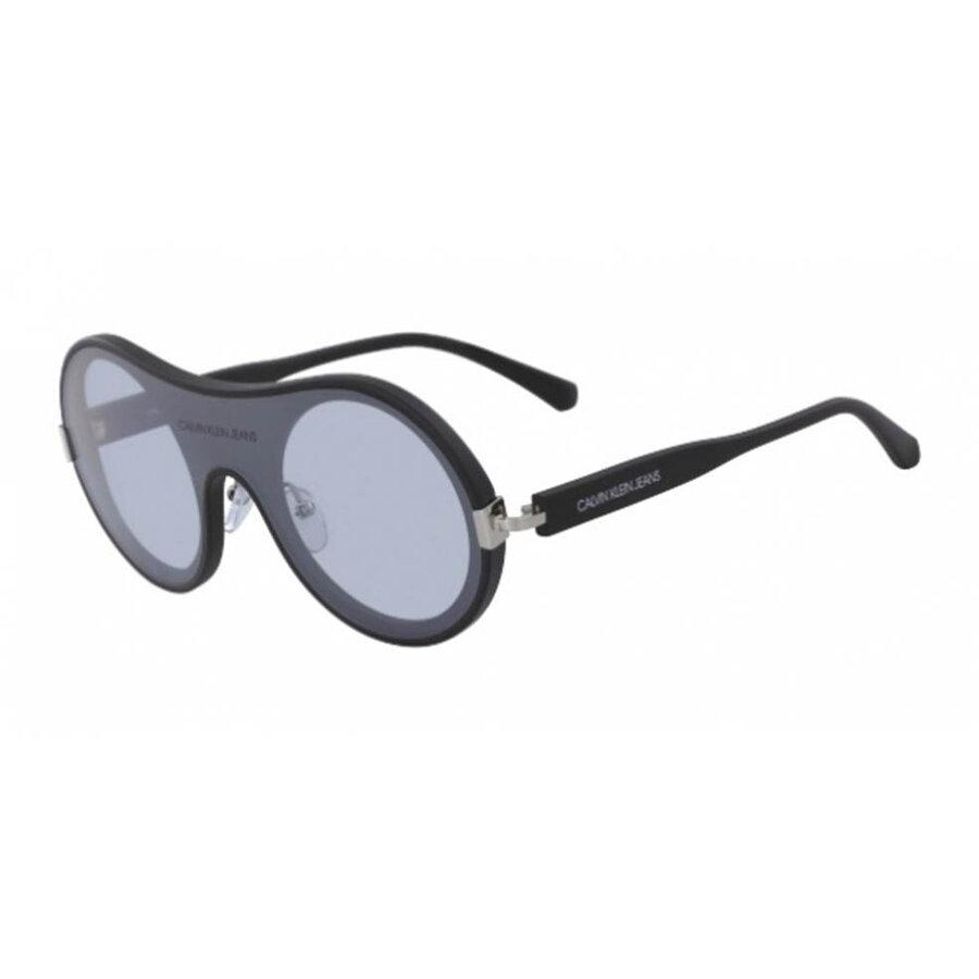 Ochelari de soare unisex Calvin Klein Jeans CKJ18507S 001 Rotunzi originali cu comanda online