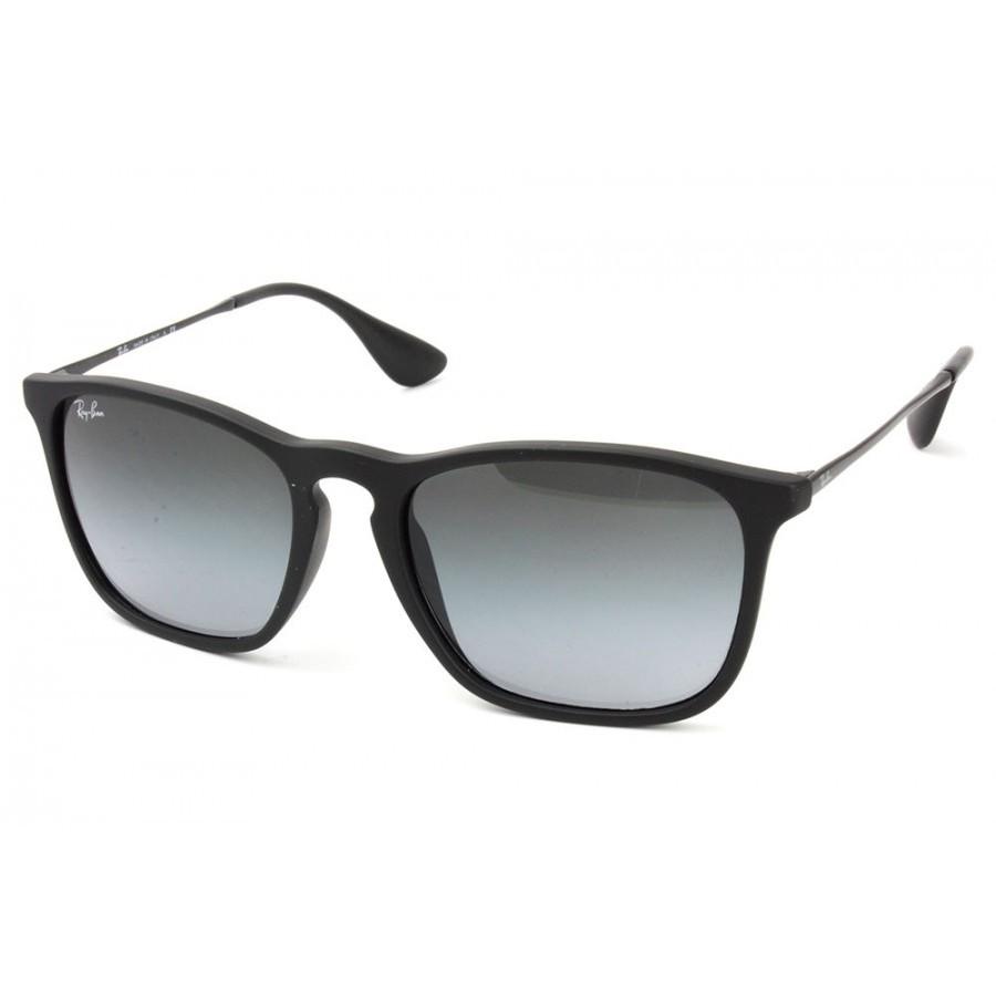 Ochelari de soare unisex Chris Ray-Ban RB4187 622/8G Rectangulari originali cu comanda online
