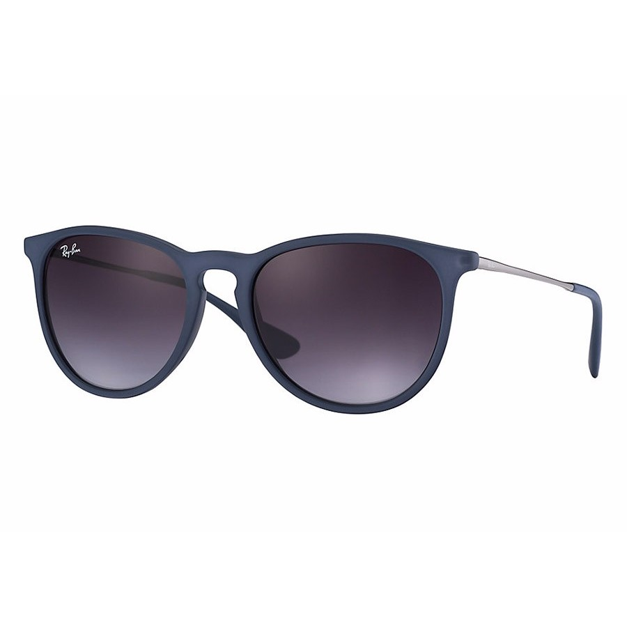 Ochelari de soare unisex Erika Ray-Ban RB4171 60028G Rotunzi originali cu comanda online