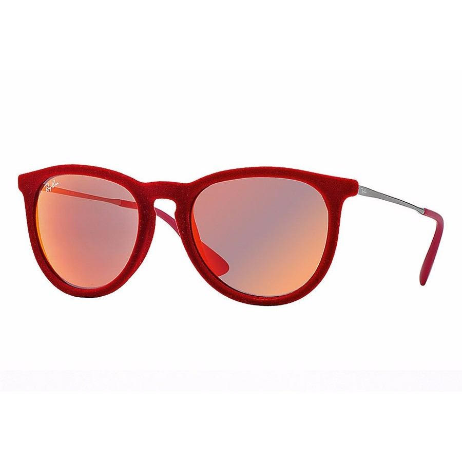 Ochelari de soare unisex Erika Ray-Ban RB4171 60766Q Rotunzi originali cu comanda online