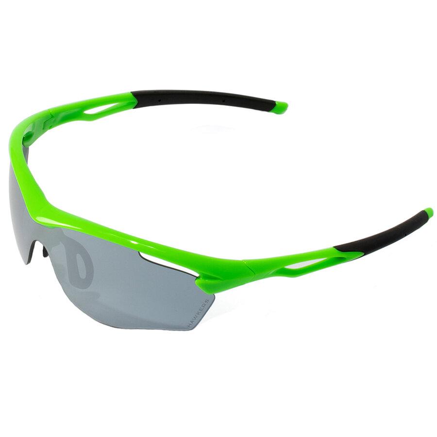 Ochelari de soare unisex Hawkers 110057 Lime Chrome Training Sport originali cu comanda online