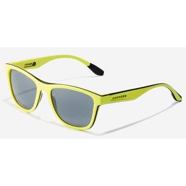 Ochelari de soare unisex Hawkers 110077 VR46 Riders Academy X Hawkers Sport Yellow Sport originali cu comanda online