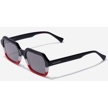 Ochelari de soare unisex Hawkers 400003 Tri Color Dark Minimal Patrati originali cu comanda online