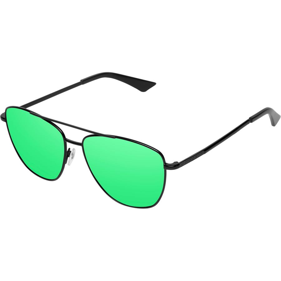 Ochelari de soare unisex Hawkers A02 Black Emerald Lax Pilot originali cu comanda online