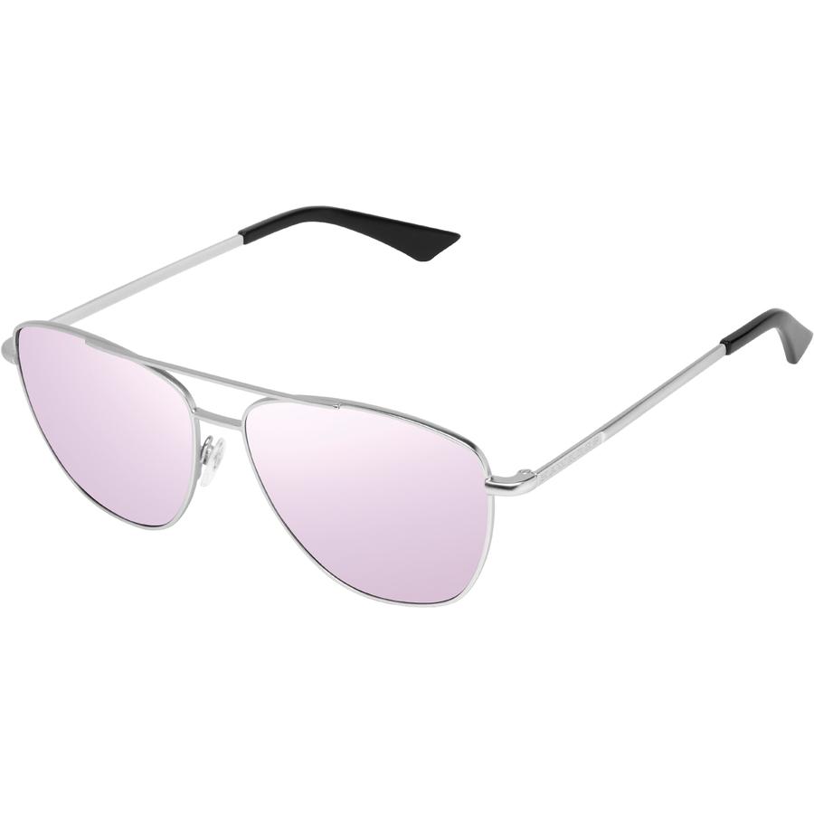 Ochelari de soare unisex Hawkers A06 Silver Purple Lax Pilot originali cu comanda online