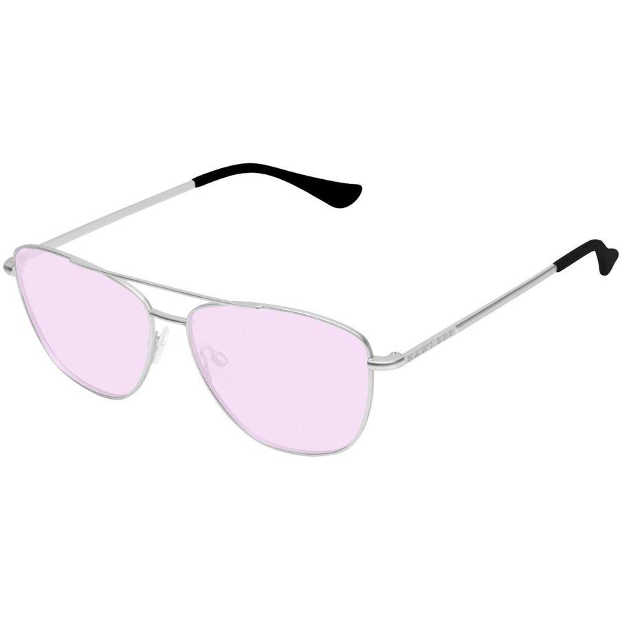 Ochelari de soare unisex Hawkers A09 Silver Pink Lax Pilot originali cu comanda online