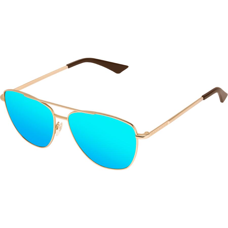 Ochelari de soare unisex Hawkers A1804 Karat Clear Blue Lax Pilot originali cu comanda online