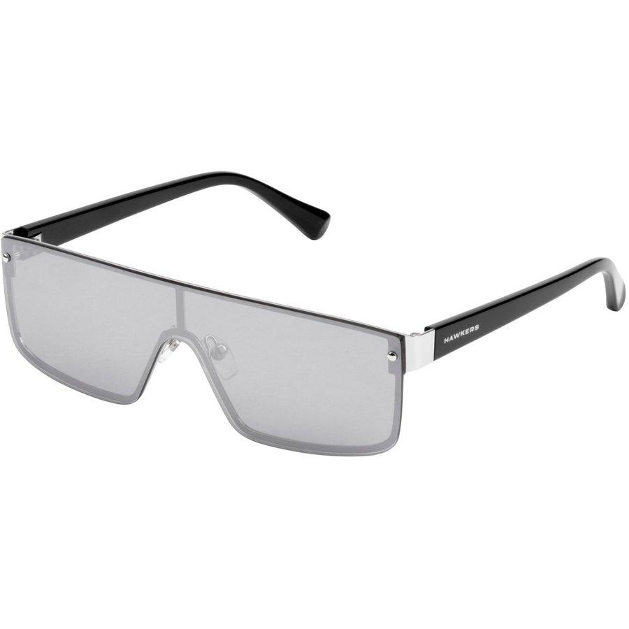 Ochelari de soare unisex Hawkers H02FHM1809 SILVER CHROME DREAM Supradimensionati originali cu comanda online