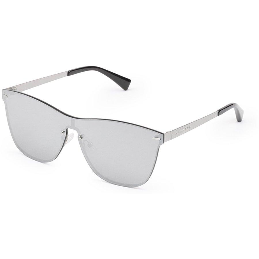 Ochelari de soare unisex Hawkers H02LHM1809 Silver Chrome One Venm Metal Rectangulari originali cu comanda online