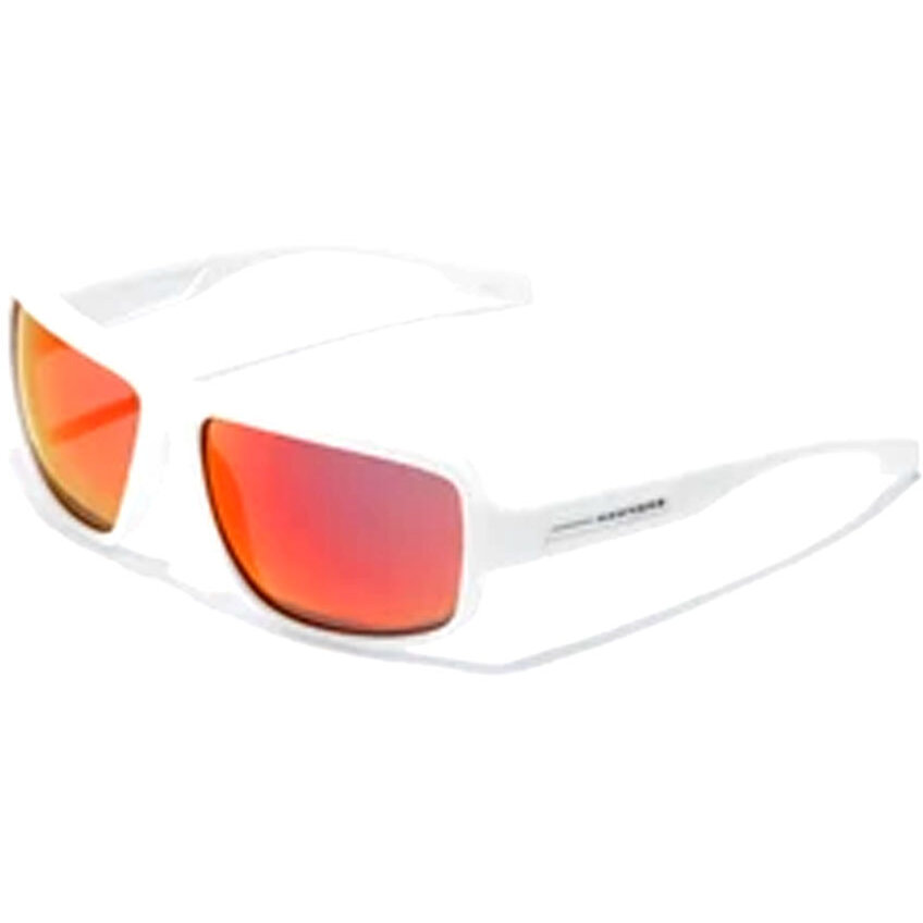 Ochelari de soare unisex Hawkers HF1820HRT0 F18 – WHITE Rectangulari originali cu comanda online