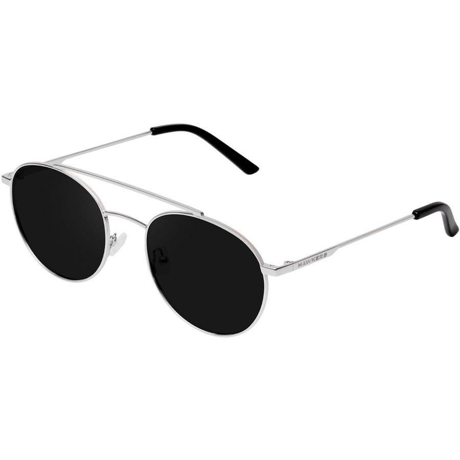 Ochelari de soare unisex Hawkers HIL01 Silver Dark Hills Pilot originali cu comanda online