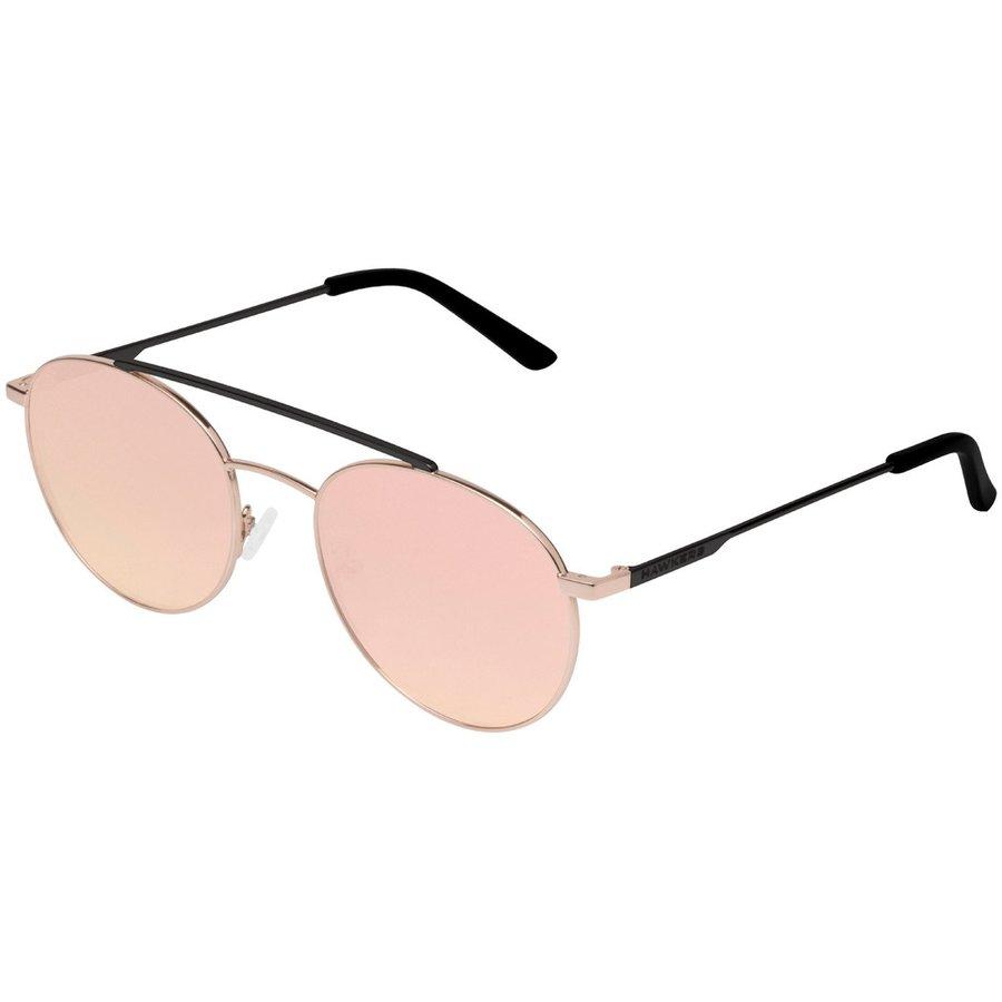 Ochelari de soare unisex Hawkers HIL05 Bicolor Rose Gold Hills Pilot originali cu comanda online
