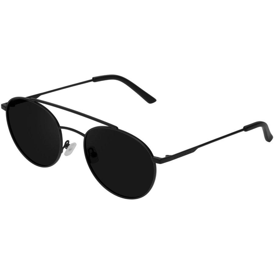 Ochelari de soare unisex Hawkers HIL06 Black Dark Hills Rotunzi originali cu comanda online