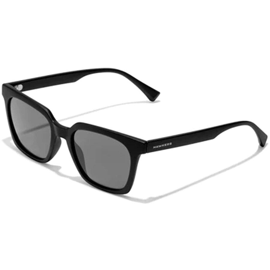 Ochelari de soare unisex Hawkers HLUS20BBT0 Lust Black Patrati originali cu comanda online
