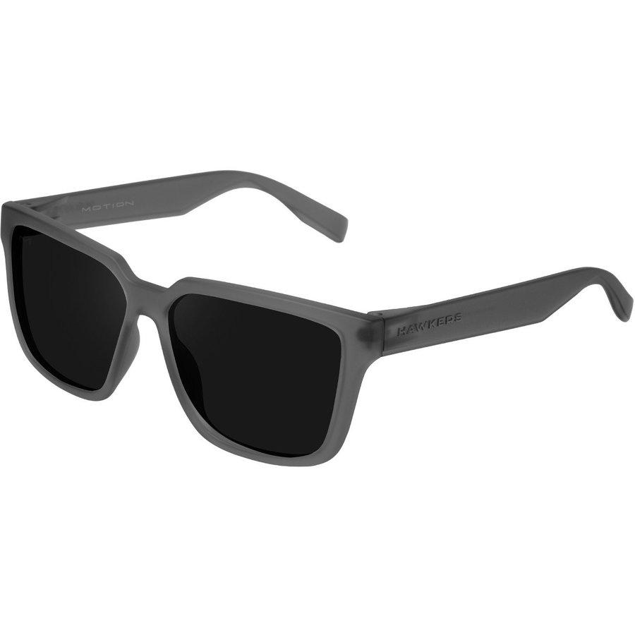 Ochelari de soare unisex Hawkers MOT08 Frozen Grey Dark Motion Patrati originali cu comanda online