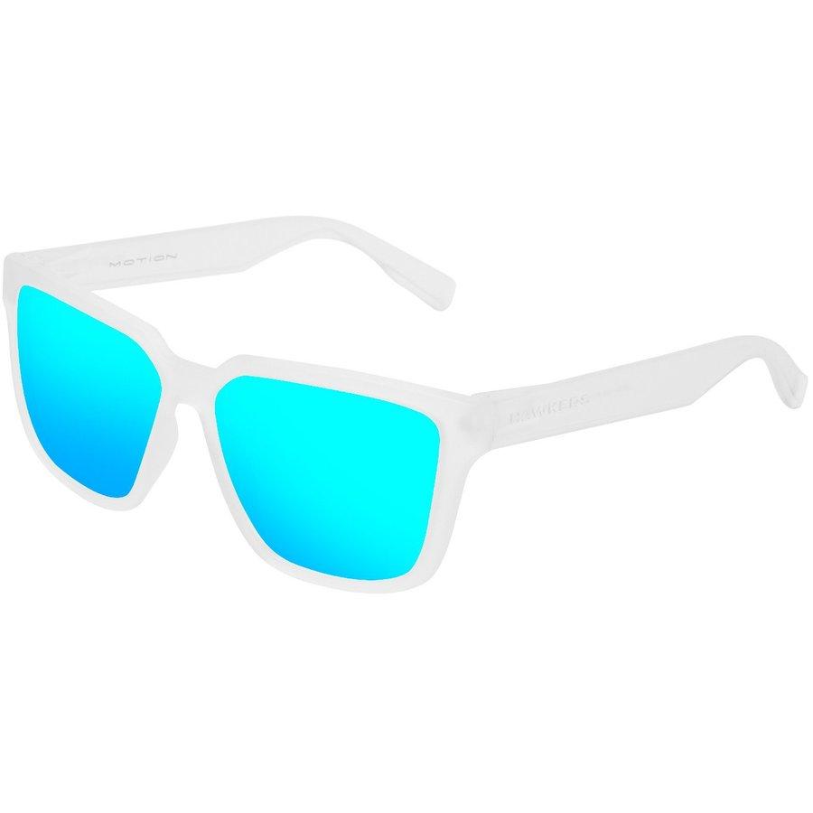 Ochelari de soare unisex Hawkers MOT10 Air Clear Blue Motion Patrati originali cu comanda online