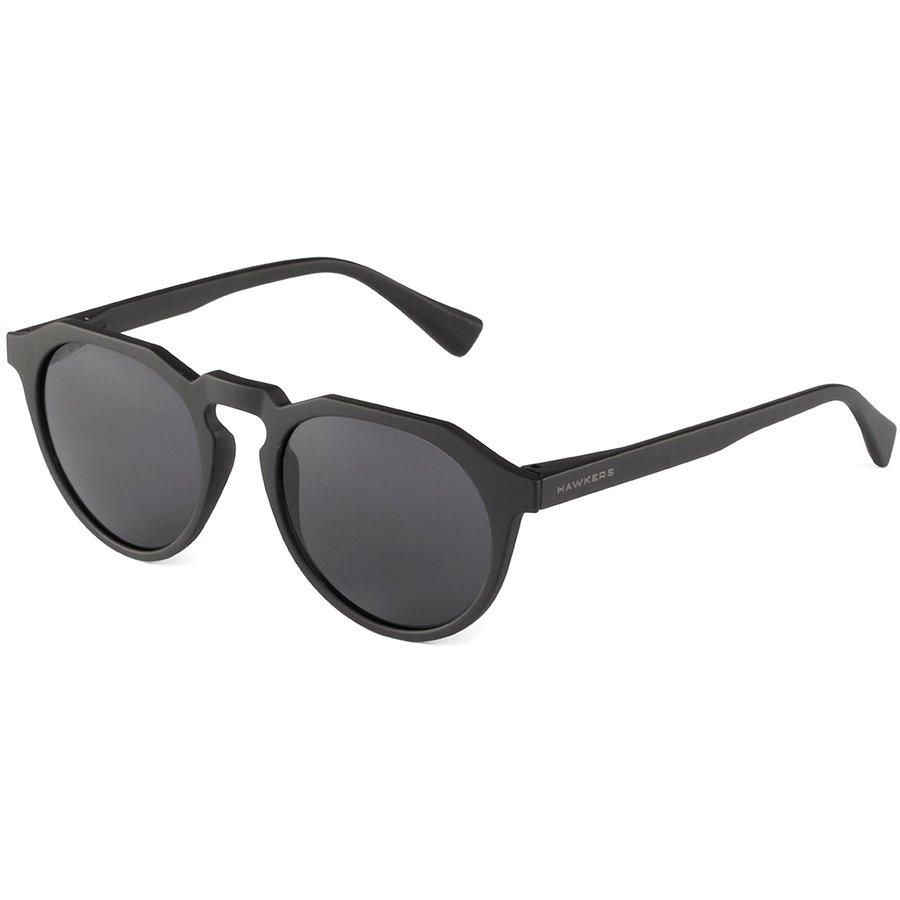 Ochelari de soare unisex Hawkers W18TR11 Carbon Black Dark Warwick Rotunzi originali cu comanda online