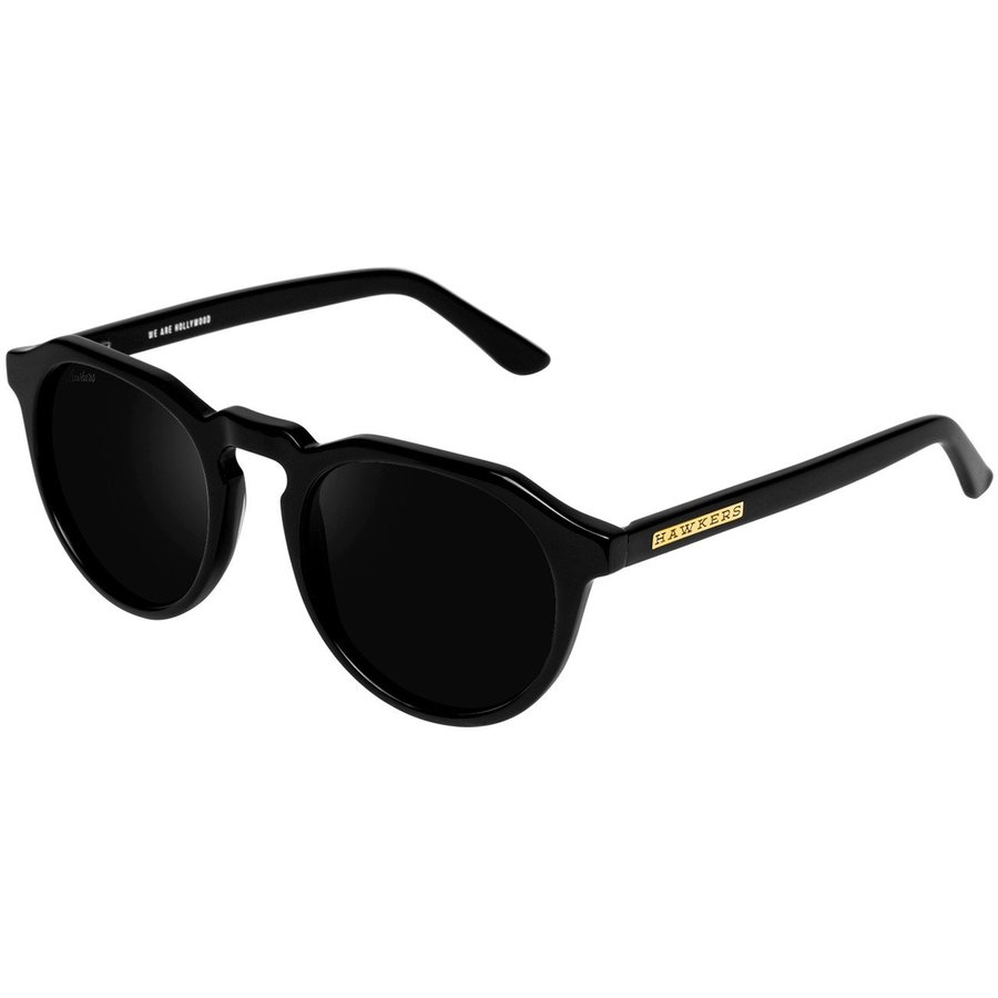 Ochelari de soare unisex Hawkers W18X02 Warwick Black Black Rotunzi originali cu comanda online
