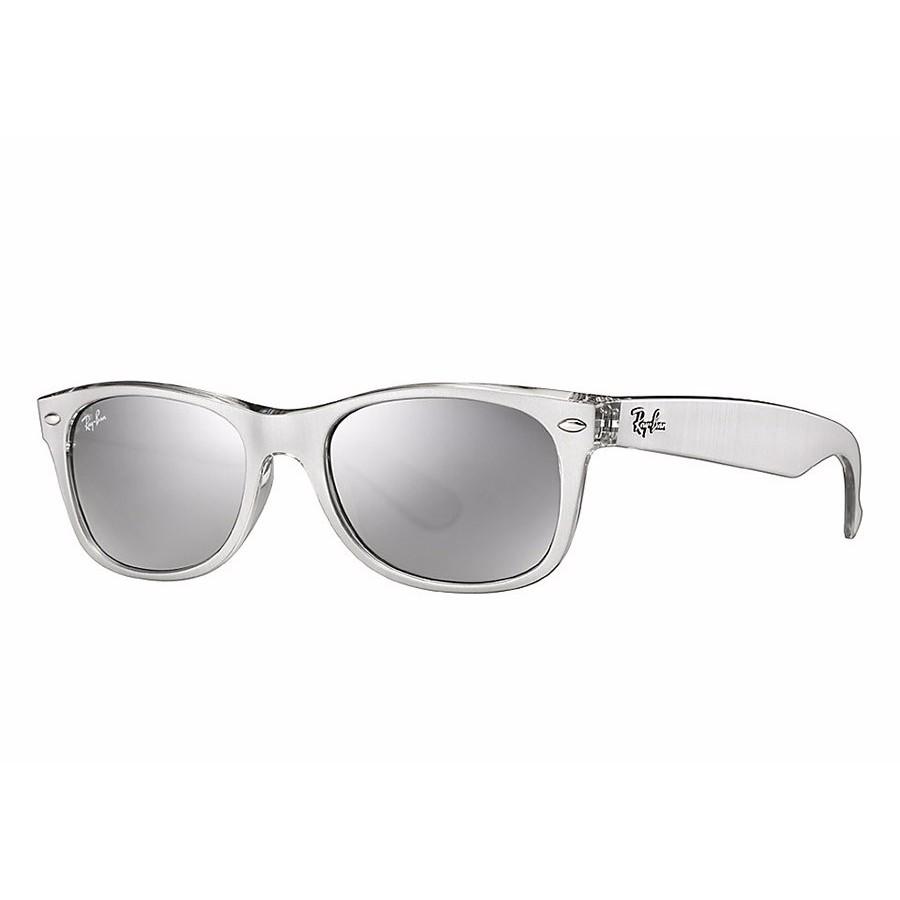 Ochelari de soare unisex New Wayfarer Ray-Ban RB2132 614440 Rectangulari originali cu comanda online