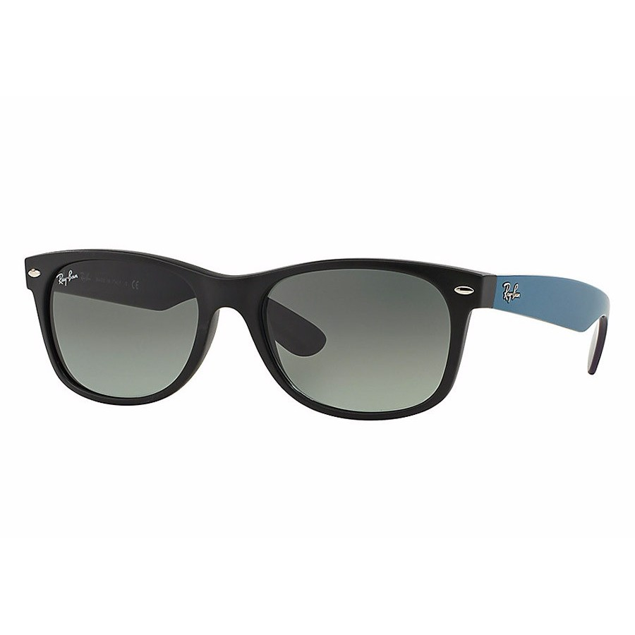 Ochelari de soare unisex New Wayfarer Ray-Ban RB2132 618371 Rectangulari originali cu comanda online