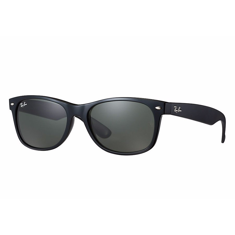 Ochelari de soare unisex New Wayfarer Ray-Ban RB2132 901L Rectangulari originali cu comanda online