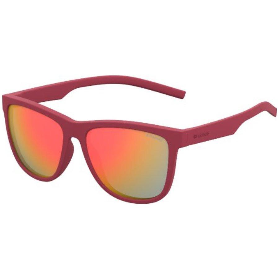 Ochelari de soare unisex POLAROID17 PLD 6014/S I0R/OZ Patrati originali cu comanda online