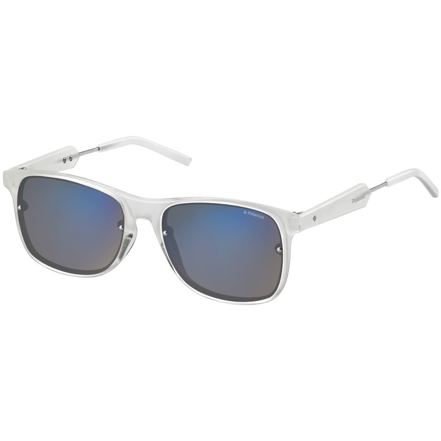 Ochelari de soare unisex POLAROID17 PLD 6018/S TNY JY Rectangulari originali cu comanda online