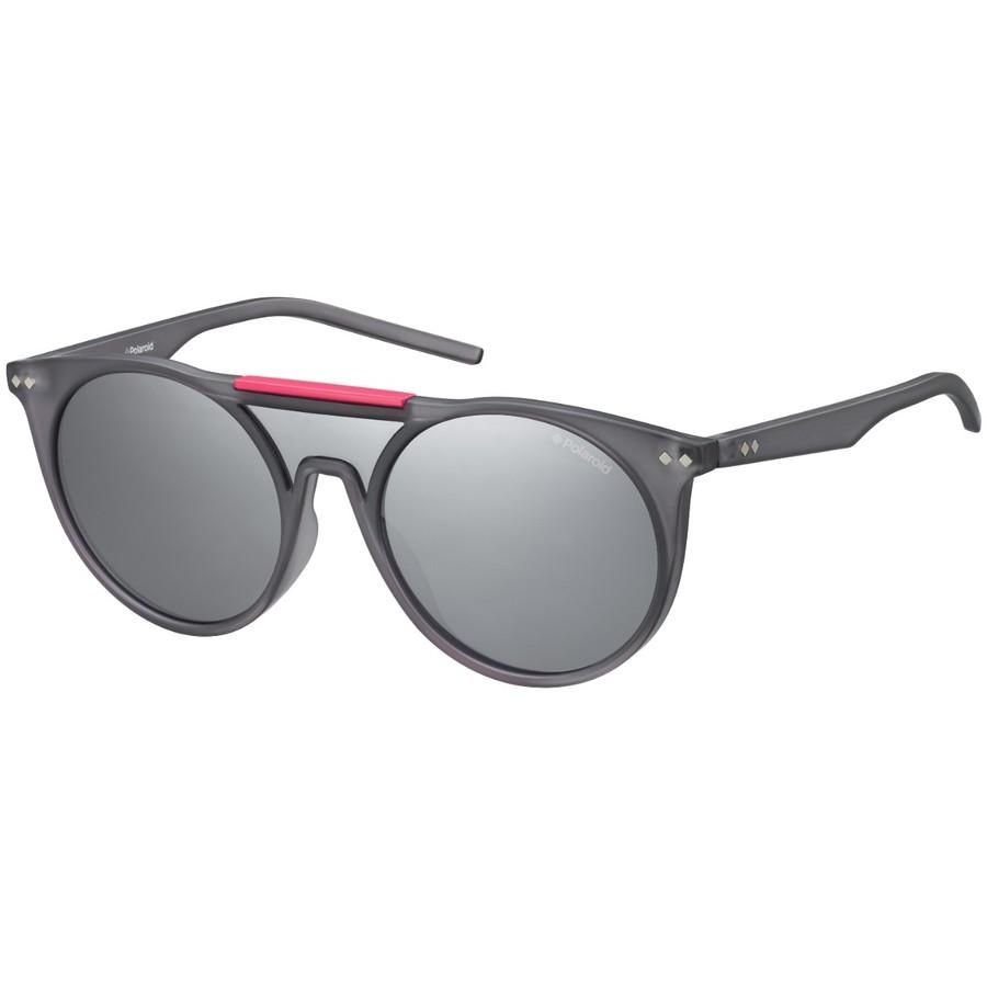 Ochelari de soare unisex POLAROID17 PLD 6022/S TJD JB Rotunzi originali cu comanda online