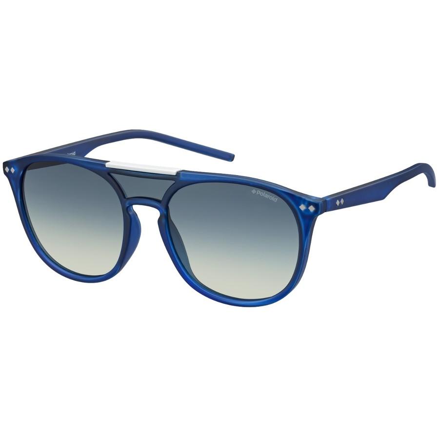 Ochelari de soare unisex POLAROID17 PLD 6023/S TJC Z7 Rotunzi originali cu comanda online