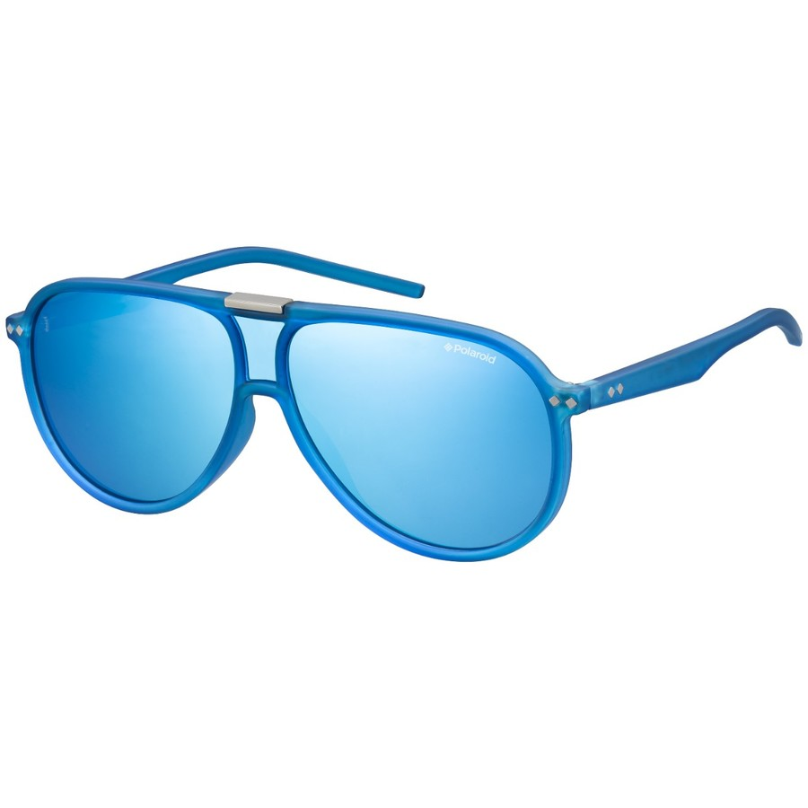 Ochelari de soare unisex POLAROID17 PLD 6025/S 15M JY Pilot originali cu comanda online