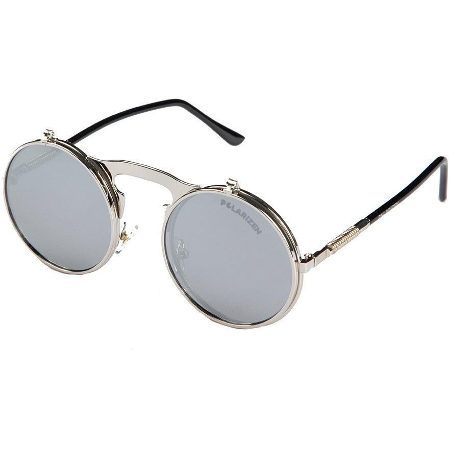 Ochelari de soare unisex Polarizen 3057 Rotunzi originali cu comanda online