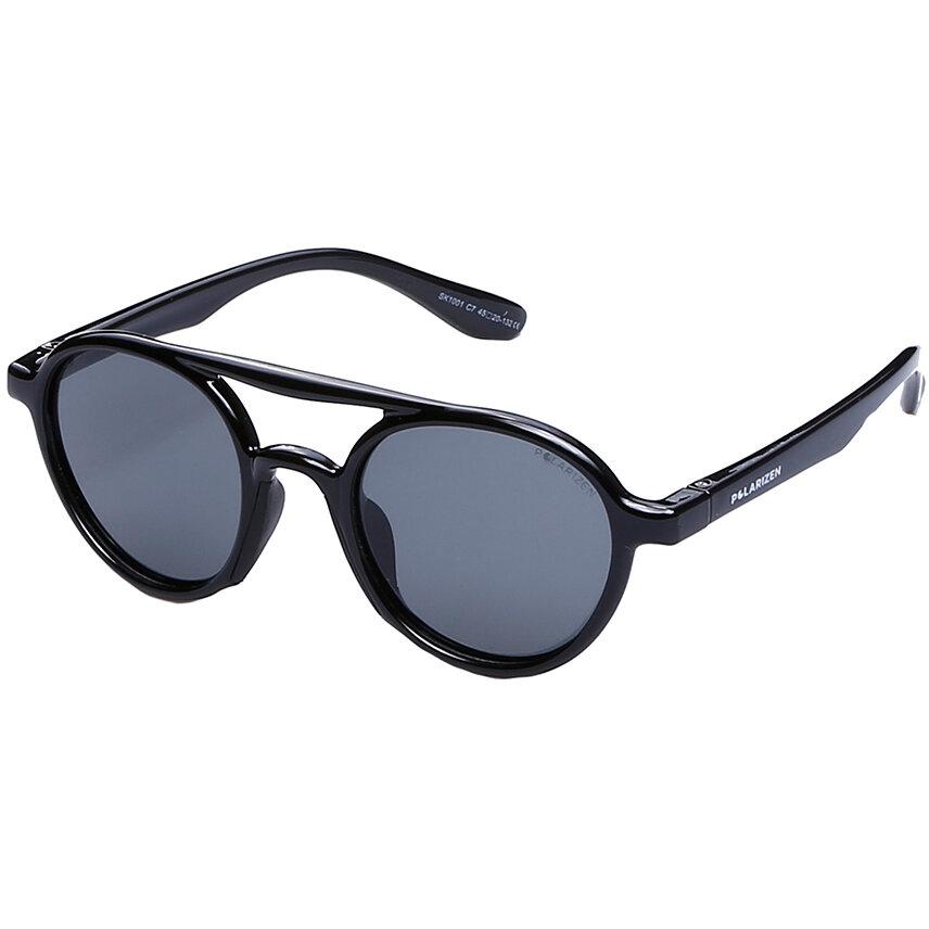 Ochelari de soare unisex Polarizen SK1001 C7 Rotunzi originali cu comanda online