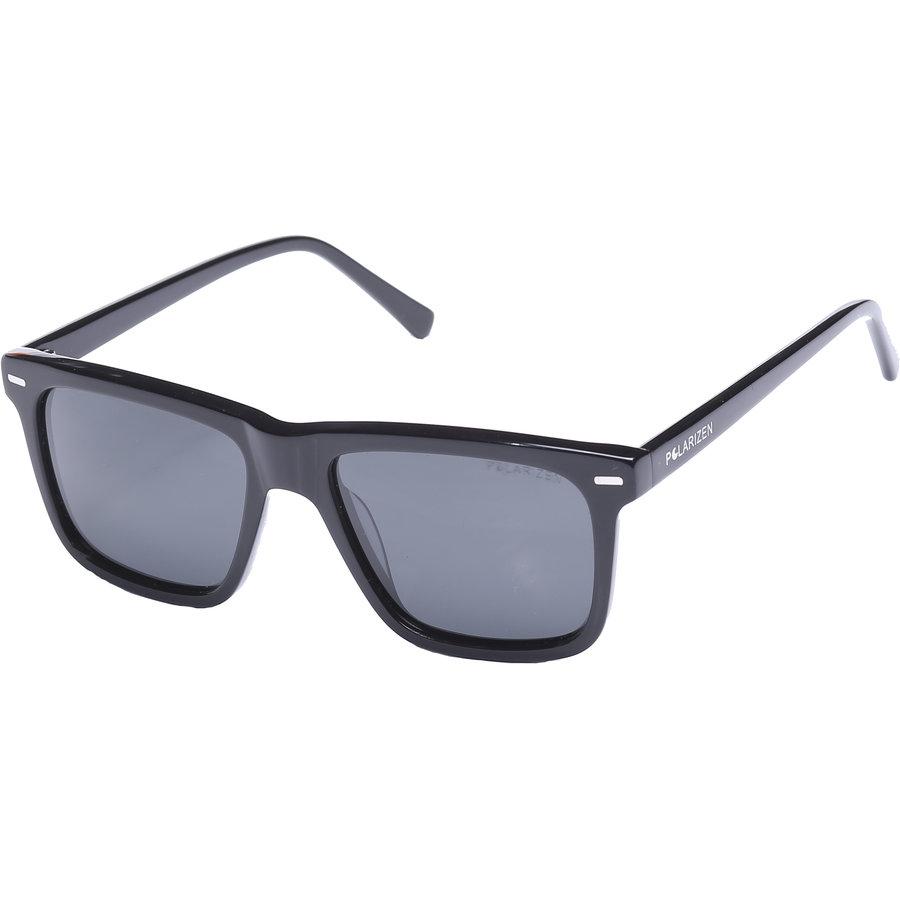Ochelari de soare unisex Polarizen WD5008 C4 Rectangulari originali cu comanda online