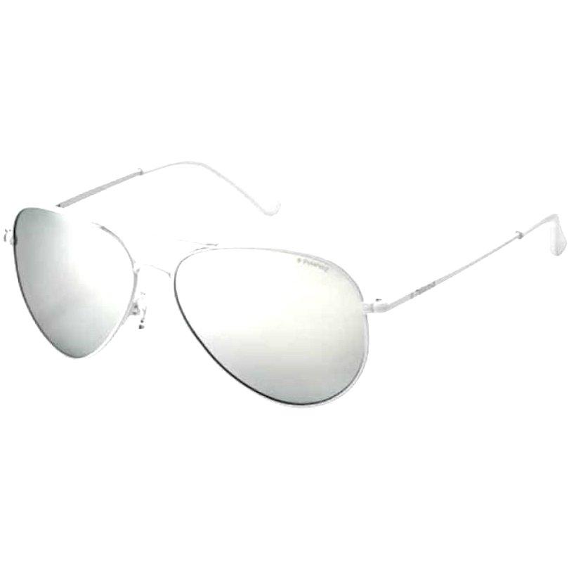 Ochelari de soare unisex Polaroid15 P4139N UVM SHINY WHITE Pilot originali cu comanda online