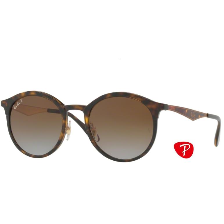 Ochelari de soare unisex Ray-Ban Emma RB4277 710/T5 Rotunzi originali cu comanda online