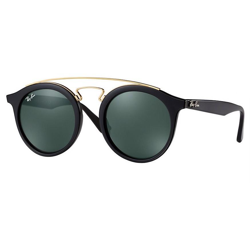 Ochelari de soare unisex Ray-Ban New Gatsby RB4256 601/71 Rotunzi originali cu comanda online