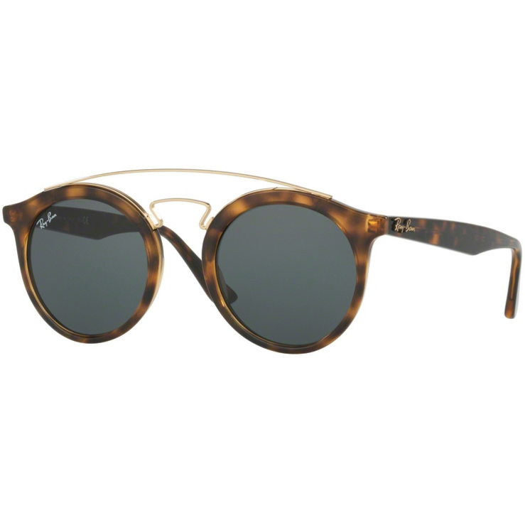Ochelari de soare unisex Ray-Ban New Gatsby RB4256 710/71 Rotunzi originali cu comanda online