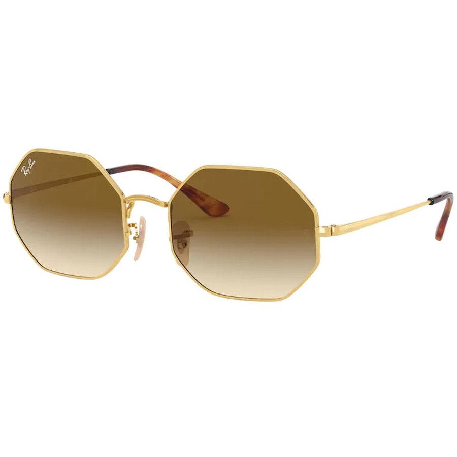 Ochelari de soare unisex Ray-Ban RB1972 914751 Rotunzi originali cu comanda online