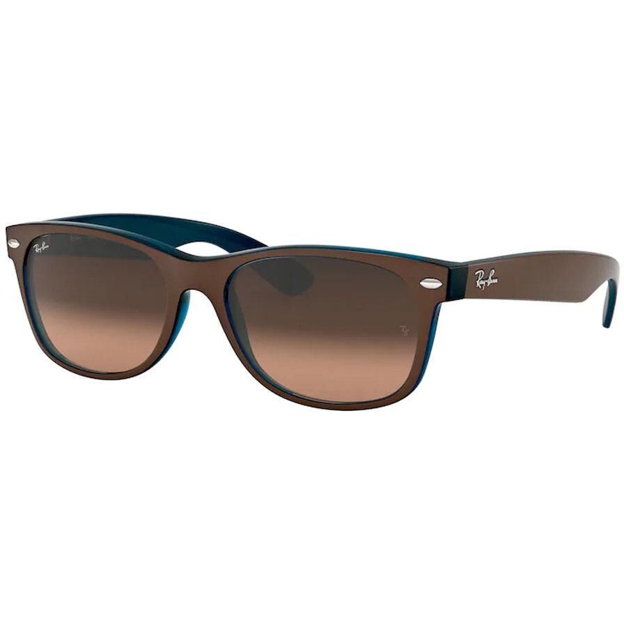 Ochelari de soare unisex Ray-Ban RB2132 6310A5 Patrati originali cu comanda online