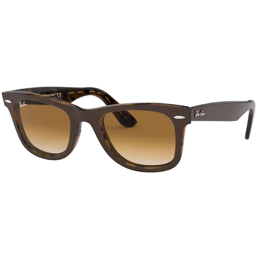 Ochelari de soare unisex Ray-Ban RB2140 127651 Patrati originali cu comanda online