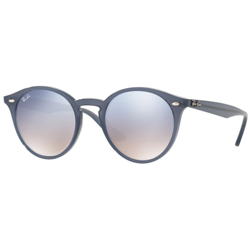 Ochelari de soare unisex Ray-Ban RB2180 62327B Rotunzi originali cu comanda online