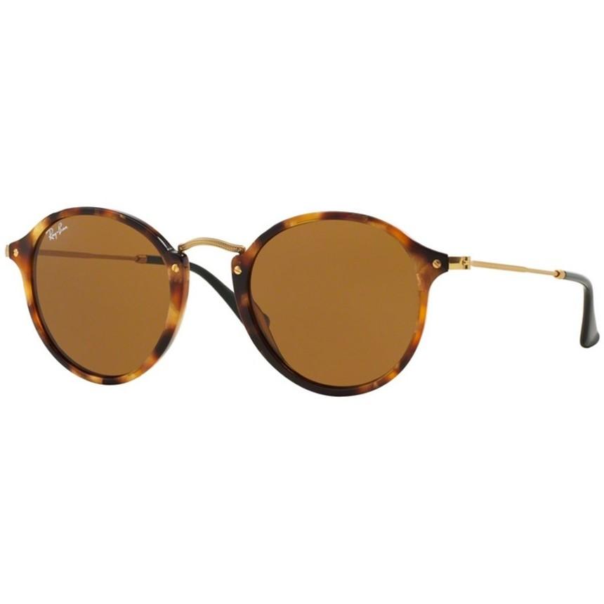 Ochelari de soare unisex Ray-Ban RB2447 1160 Rotunzi originali cu comanda online