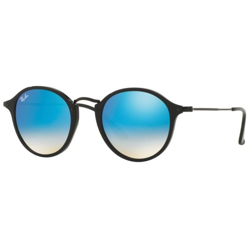 Ochelari de soare unisex Ray-Ban RB2447 901/4O Rotunzi originali cu comanda online