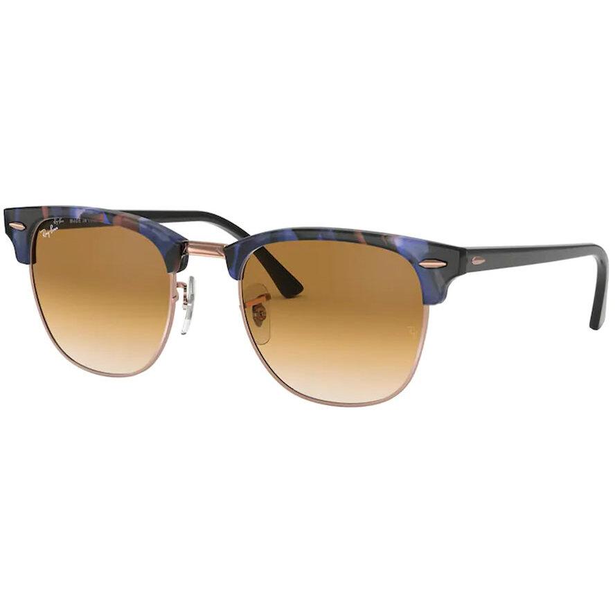 Ochelari de soare unisex Ray-Ban RB3016 125651 Patrati originali cu comanda online