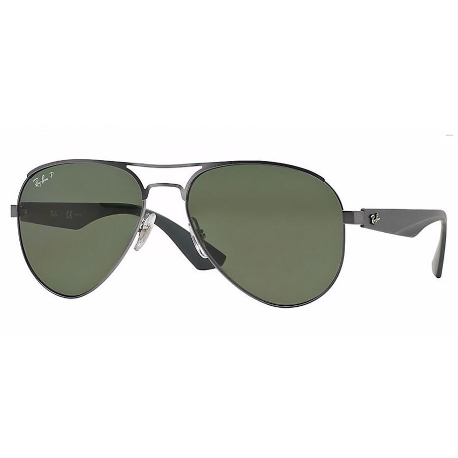 Ochelari de soare unisex Ray-Ban RB3523 029/9A Pilot originali cu comanda online